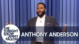 Anthony Anderson Sings Opera over a Trap Beat