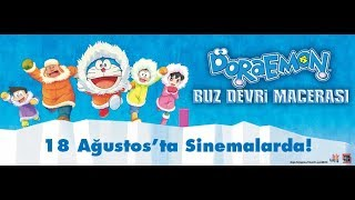 Doraemon: Buz Devri Macerası Fragman
