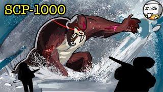 SCP-1000 Bigfoot (SCP Animation)
