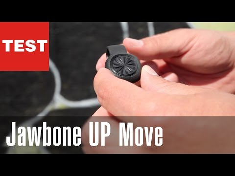 Jawbone UP Move: Günstiger Fitness-Tracker