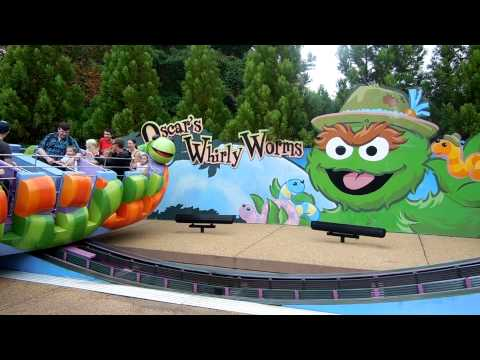 Oscar's Whirly Worms