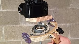 Homemade Camera Stabilizer