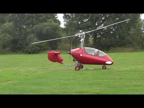 Download Gyroplane/gyrocopter take off technique & errors Mp4 HD Video and MP3
