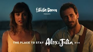 "[BSO] ""The Place to Stay"" de ""Álex y Julia"". Estrella Damm 2018"