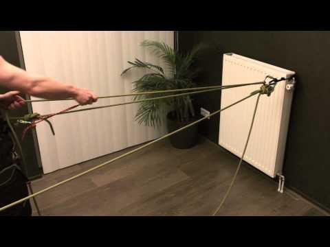 Touwtechnieken: Reddingstechnieken
