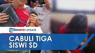 Pedagang Cilor di Cengkareng Tega Cabuli Tiga Siswi SD, Gunakan Modus 'Sunat-sunatan'