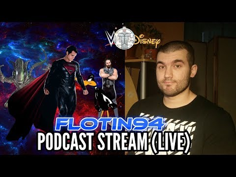 FloTin PODCAST STREAM - LIVE STREAM