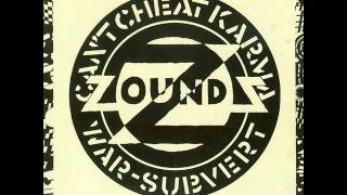 Zounds - War/Subervt