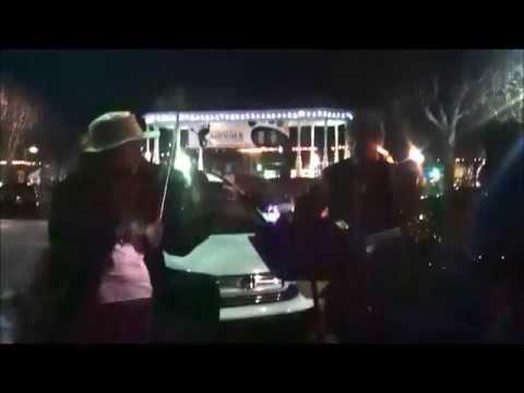 Art Walk Jam - Eleanor Rigby on violin