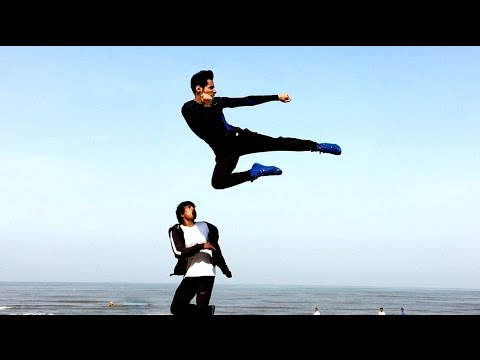 20 Real Stunts in 60 Seconds