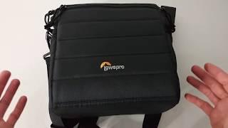 Lowepro Format 160 Camera Bag, Black, FULL REVIEW