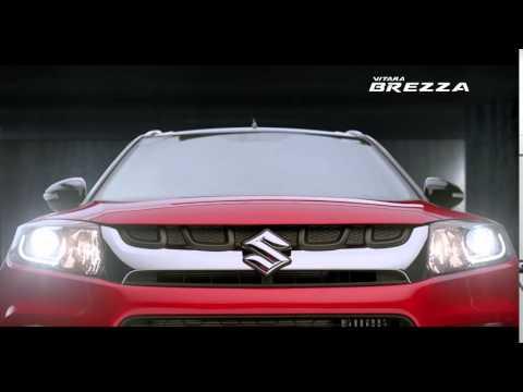 Maruti Suzuki Vitara Brezza - Bookings Open