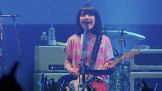 チャットモンチー『LastLoveLetter』Live「求愛ツアー♡2015」@ZeppTokyo