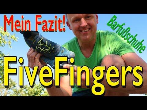 Vibram - FiveFingers | Barfußschuhe | Test | Preis | Fazit