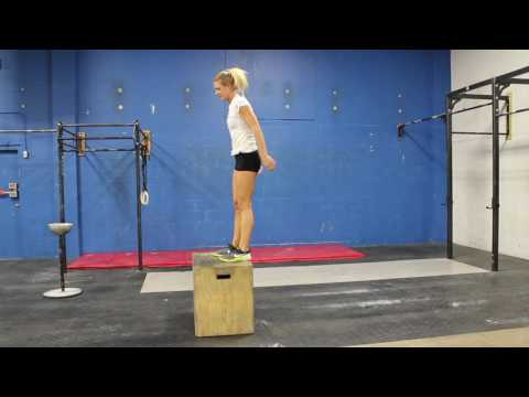 Burpee Box Jumps – CrossFit Exercise Guide