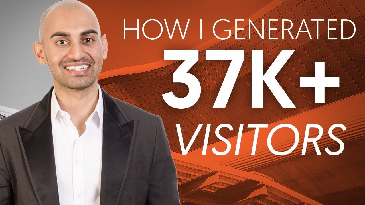 How I Generated 37,391 Visitors to My Blog Post