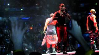 JLS - Go Harder - Liverpool Echo - 15th March 4D Tour 2012