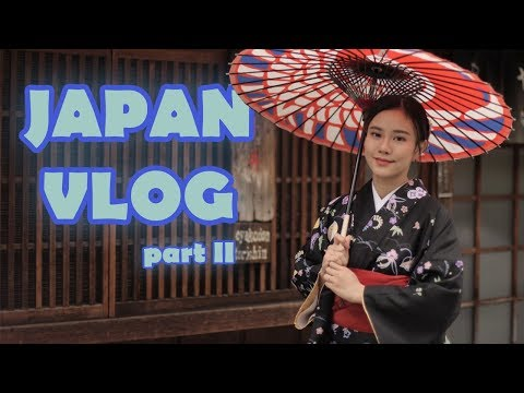 JAPAN VLOG - KYOTO with family part. II
