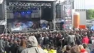 Brainstorm - Below the Line - Metalfest Pilsen 2012