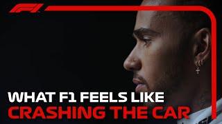 What It Feels Like To... Crash An F1 Car