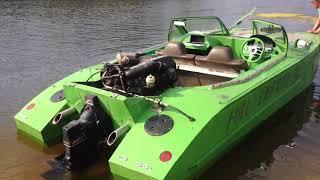 Обзор лодок из амг