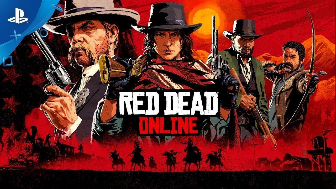 Descubre el contenido para Red Dead Online en julio