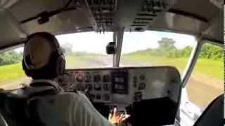 preview picture of video 'Belmopan to San Pedro via Tropic Air'