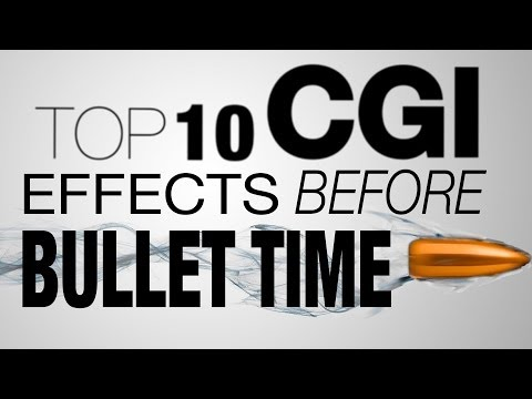 TOP 10 CGI efektů do roku 2000