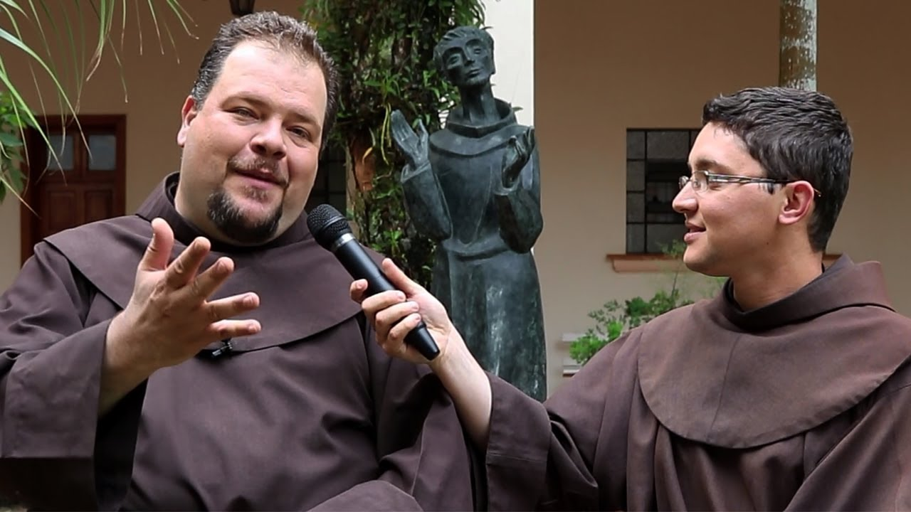 Capítulo Provincial: Entrevista com o Vigário Provincial Frei Gustavo Medella