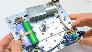 Motorized Camera Slider for $20 - DIY