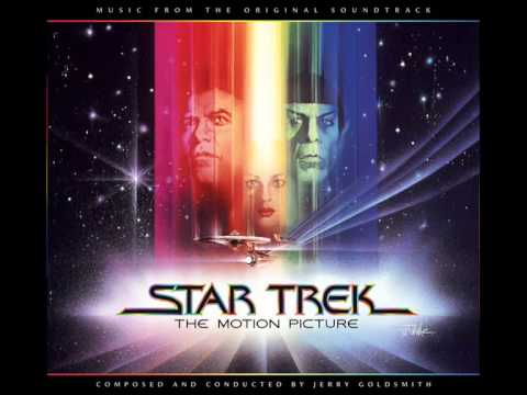 Jerry Goldsmith - Ilia's Theme [STAR TREK, The Motion Picture, USA - 1979]