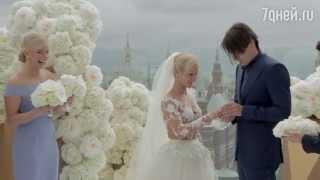 Максим Траньков и Татьяна Волосажар сыграли свадьбу