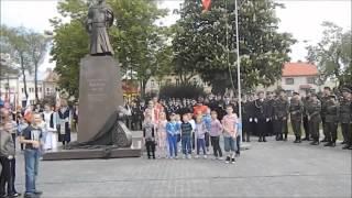 preview picture of video 'Powiatowy Dzień Strażaka - Szczuczyn 2014'