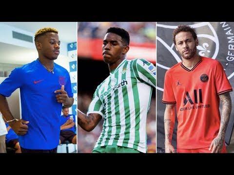 Barcelona News Round-up ft Neymar Jr, Ansu Fati & Junior Firpo
