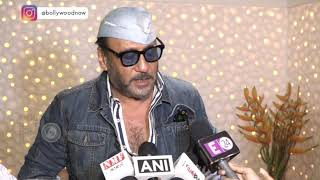 Jacky shroff review on tiger shroff and hrithik roshan movie war