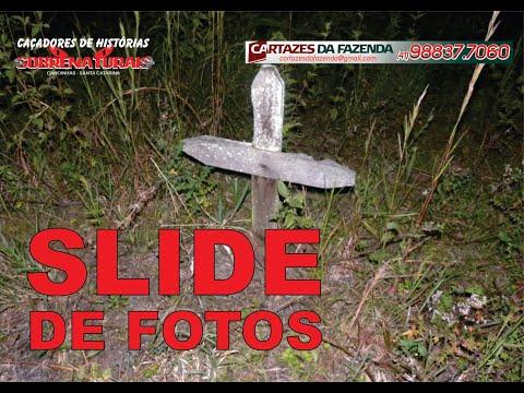SLIDE DE FOTOS - DEMÔNIO ESTÁ AQUI