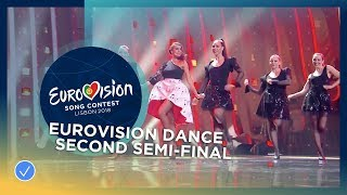 Dance in the Eurovision Song Contest - second Semi-Final - Eurovision 2018