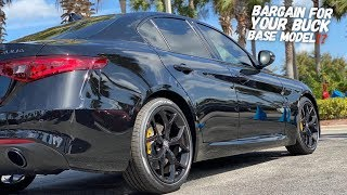 Heres Why You Should Buy A CHEAP 2020 Alfa Romeo Giulia!