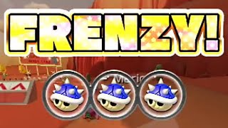 Mario Kart Tour Landscape - All Item Frenzies 200cc