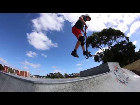 1 hour spent at George town skatepark