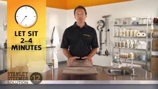 Stanley Steemer Solution™ #12 Stanley Steemer Spot Remover™