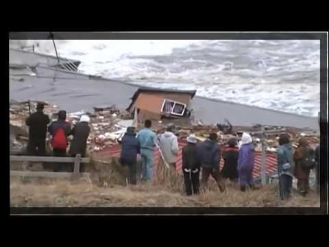 2011 Japan Tsunami: Kuji [stabilized with