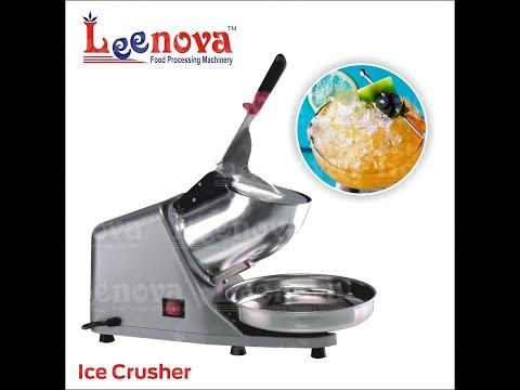 Leenova Ice Crusher Machine