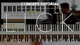 "[Lick] d""Angelo - Sugah Daddy 