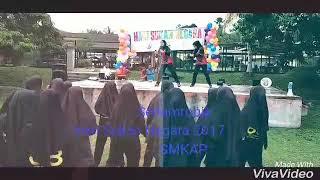 Senamrobik Hari Sukan Negara 2017 SMKAP