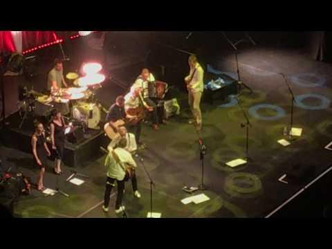 Status Quo - Claudie - Royal Albert Hall - Aquostic II  01/07/17 London