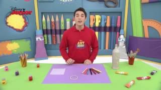Disney  Junior España  Art Attack Telescopio