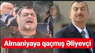 """""""İlham Əliyev, yığışdır qoca qurdları!"""""""