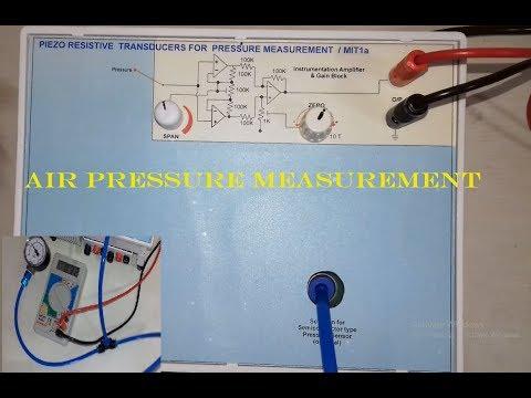 High Precision Pressure Transducers & Transmitters