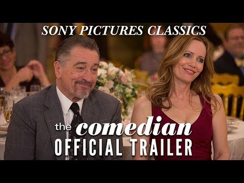 The Comedian (Trailer)